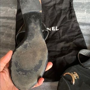 CHANEL Shoes - Authentic chanel sandal